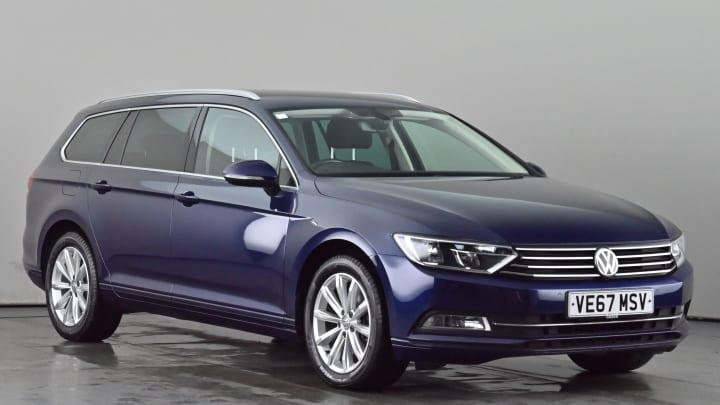 2018 Used Volkswagen Passat 1.6L SE Business TDI