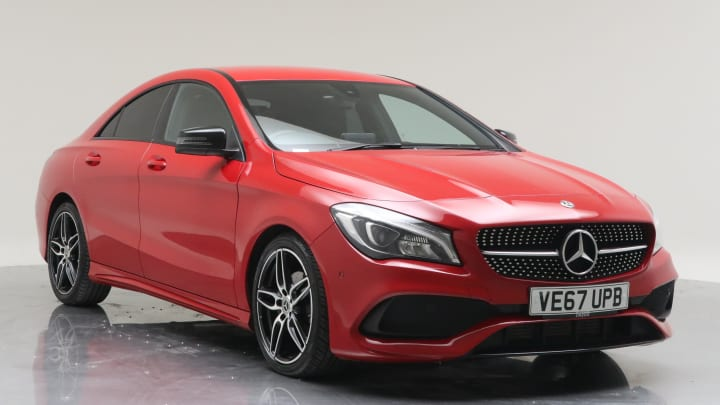 2017 Used Mercedes-Benz CLA Class 1.6L AMG Line CLA180