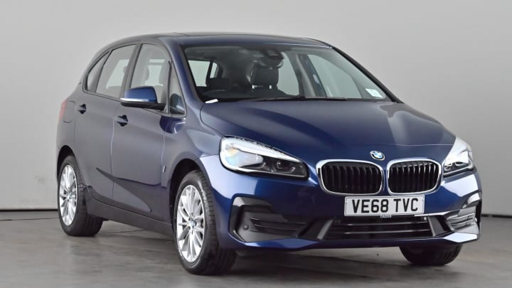 2019 used BMW 2 Series Active Tourer 1.5L Sport 225xe