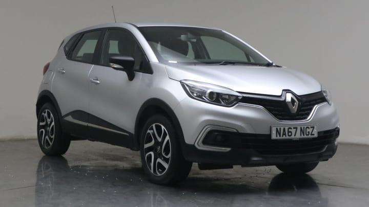 2017 used Renault Captur 0.9L Dynamique Nav TCe ENERGY