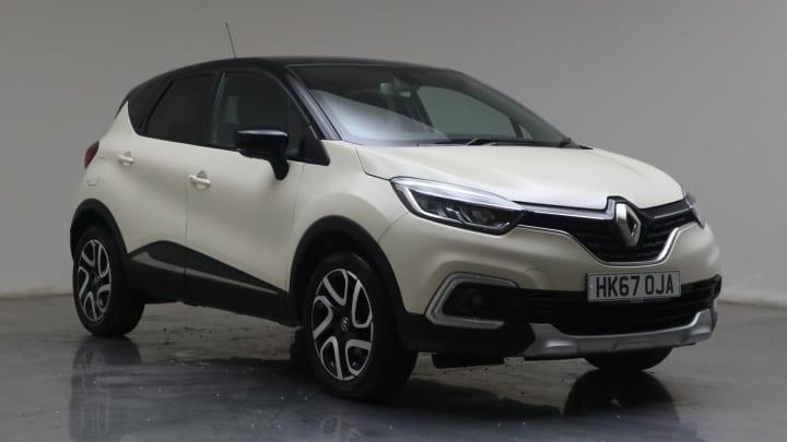 2017 used Renault Captur 0.9L Dynamique S Nav TCe ENERGY