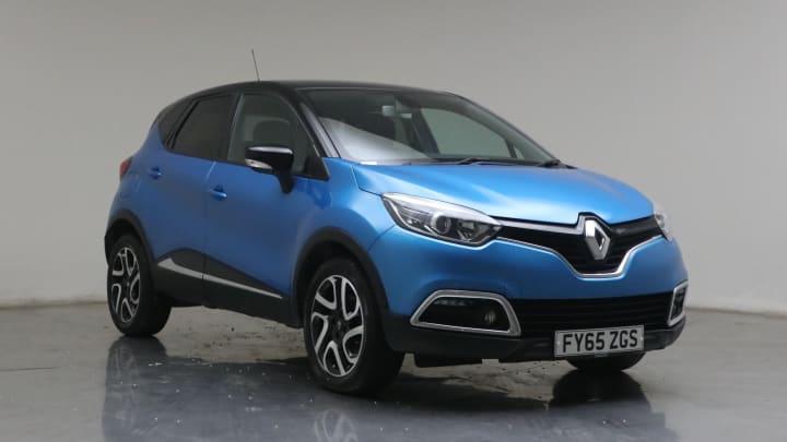 2015 used Renault Captur 1.5L Dynamique S Nav dCi