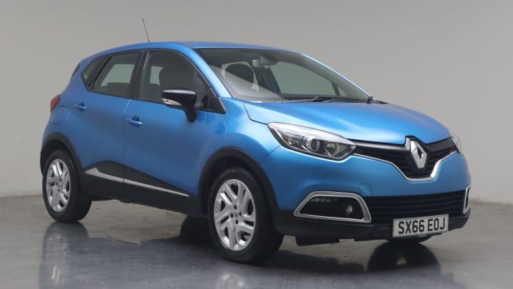 2016 used Renault Captur 1.5L Dynamique Nav dCi