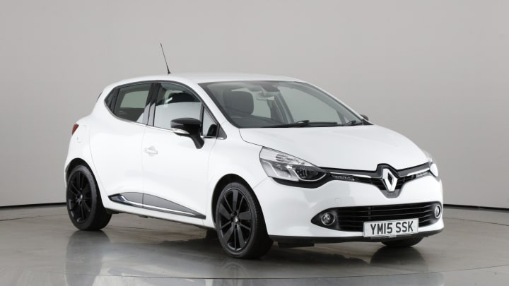 2015 used Renault Clio 1.5L Dynamique S MediaNav ENERGY dCi