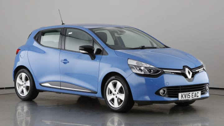2015 used Renault Clio 0.9L Dynamique MediaNav TCe