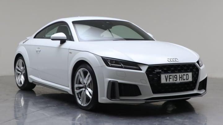 2019 Used Audi TT 2L S line TFSI