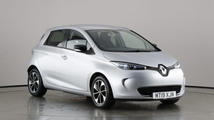2019 used Renault Zoe Dynamique Nav Q90