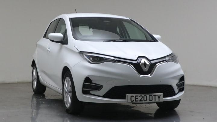 2020 used Renault Zoe Iconic R110