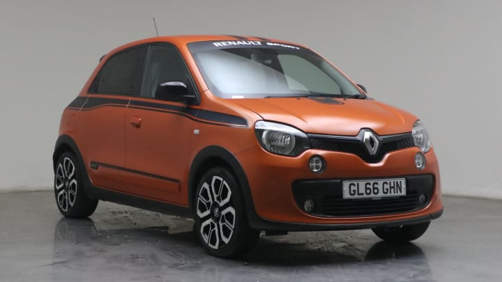 2016 used Renault Twingo 0.9L GT TCe