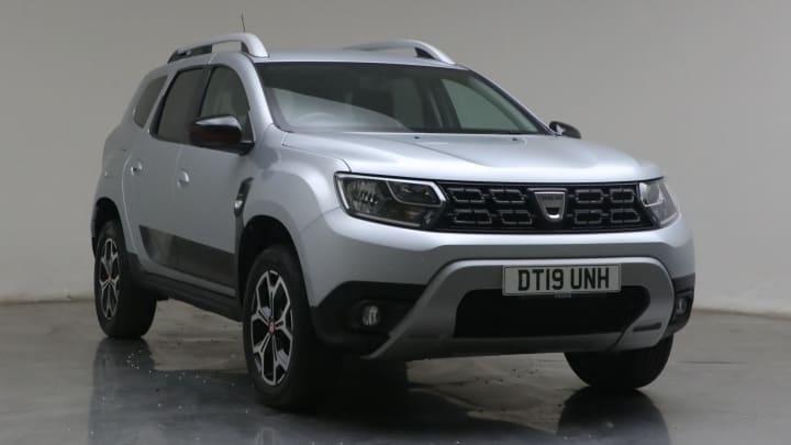 2019 used Dacia Duster 1.3L Techroad TCe