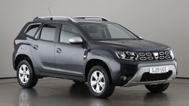 2019 used Dacia Duster 1.6L Comfort SCe
