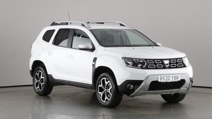 2020 used Dacia Duster 1.3L Prestige TCe