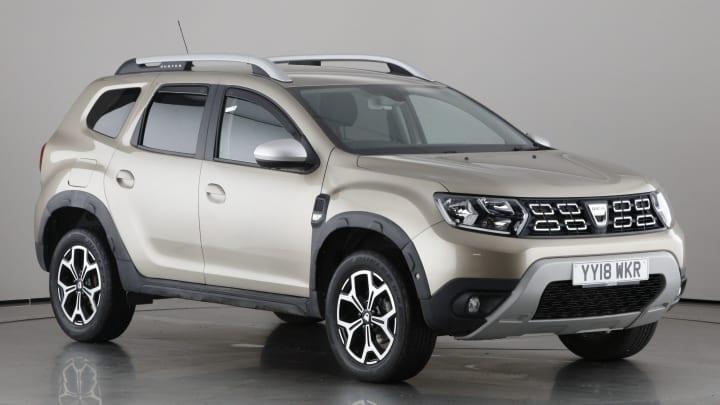2018 used Dacia Duster 1.6L Prestige SCe