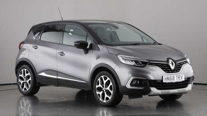 2018 used Renault Captur 1.5L GT Line dCi ENERGY