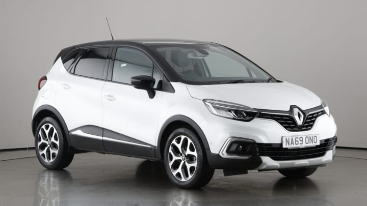2019 used Renault Captur 1.3L GT Line TCe ENERGY