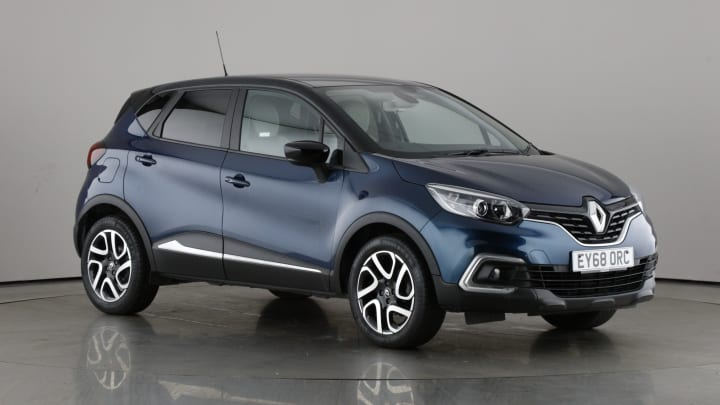 2018 used Renault Captur 0.9L Iconic TCe ENERGY