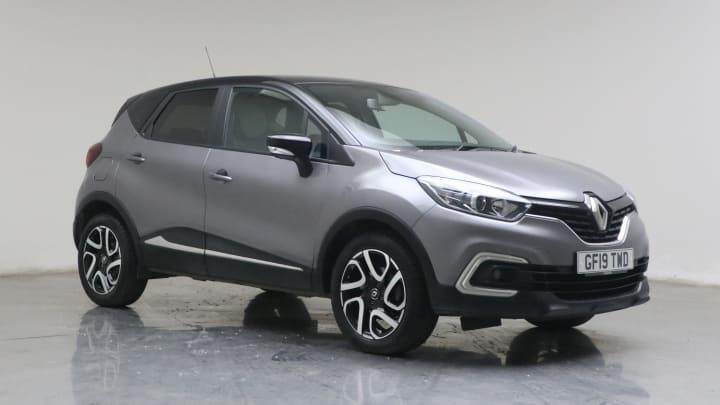 2019 used Renault Captur 1.5L Iconic dCi ENERGY
