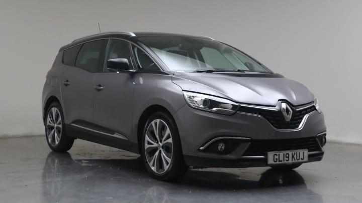2019 used Renault Grand Scenic 1.7L Signature Blue dCi