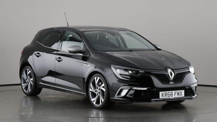2018 used Renault Megane 1.6L GT Nav TCe