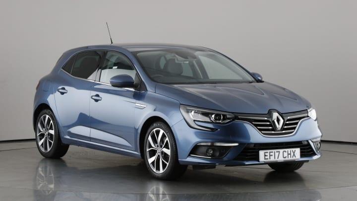 2017 used Renault Megane 1.2L Dynamique S Nav TCe