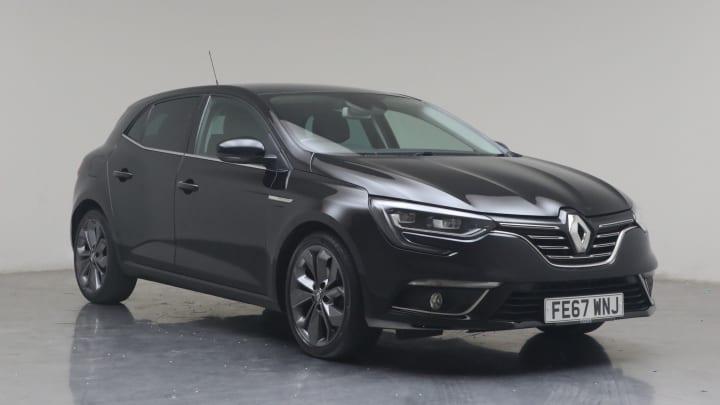 2017 used Renault Megane 1.5L Signature Nav dCi