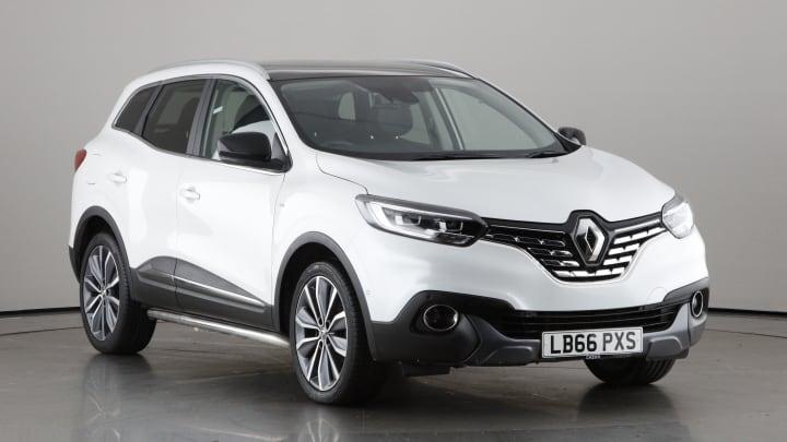 2017 used Renault Kadjar 1.5L Signature S Nav dCi