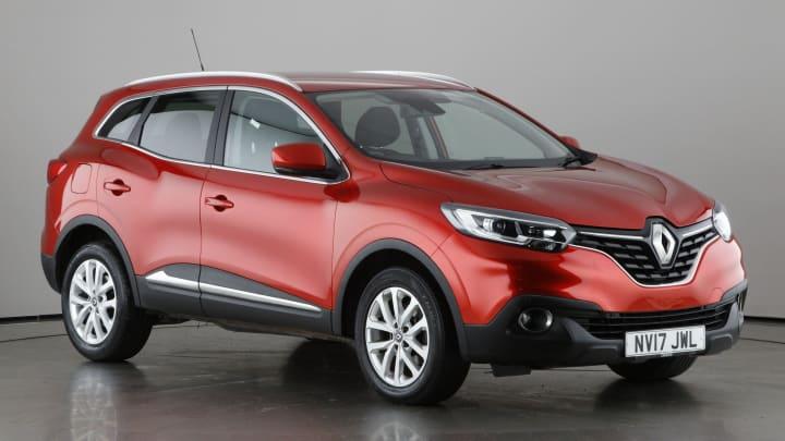2017 used Renault Kadjar 1.5L Dynamique Nav dCi