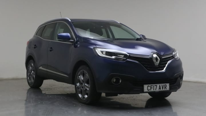 2017 used Renault Kadjar 1.5L Dynamique S Nav dCi
