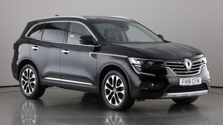 2018 used Renault Koleos 1.6L Signature Nav dCi