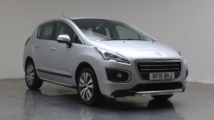 2015 used Peugeot 3008 1.6L Active HDi