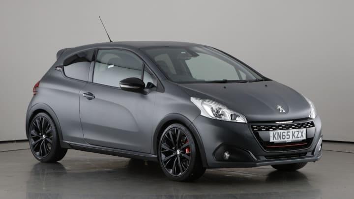 2015 used Peugeot 208 1.6L GTi by Peugeot Sport THP