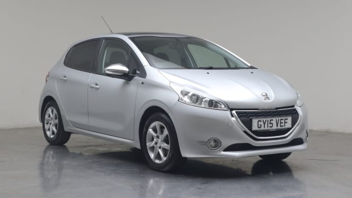 2015 used Peugeot 208 1.4L Style HDi
