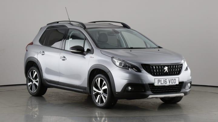 2016 used Peugeot 2008 1.6L GT Line BlueHDi
