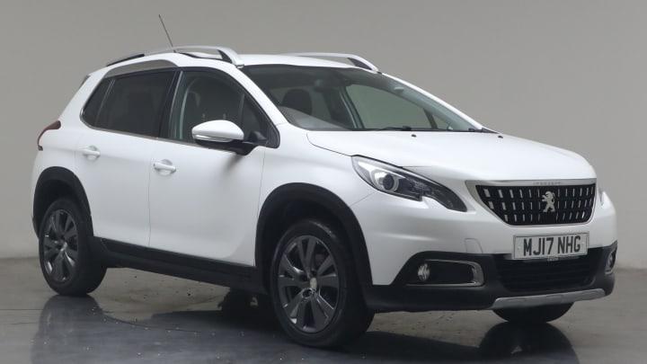 2017 used Peugeot 2008 1.6L Allure BlueHDi