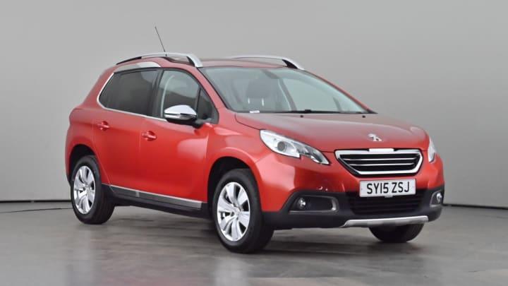 2015 used Peugeot 2008 1.2L Allure PureTech