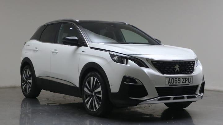 2020 used Peugeot 3008 1.6L GT