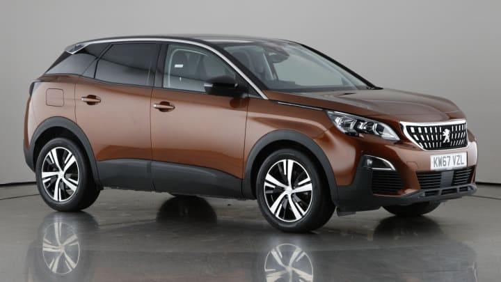 2018 used Peugeot 3008 1.6L Active BlueHDi