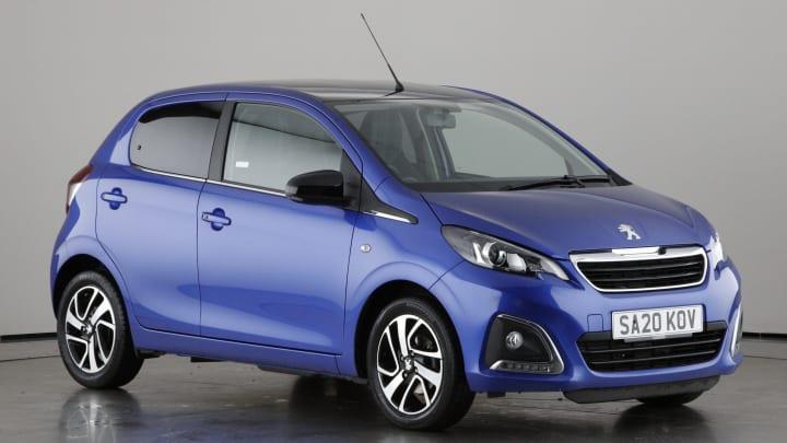 2020 used Peugeot 108 1L Allure