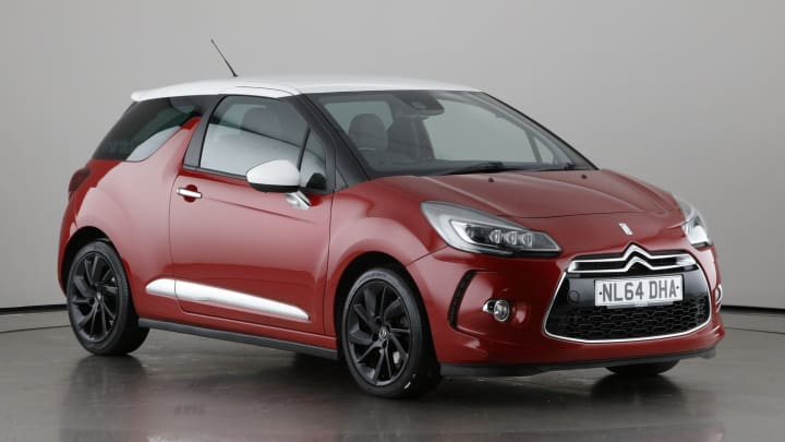2014 used Citroen DS3 1.6L DStyle THP
