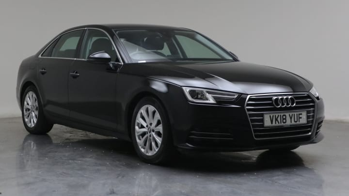 2018 Used Audi A4 2L SE ultra TDI