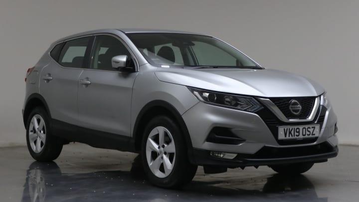 2019 Used Nissan Qashqai 1.3L Acenta Premium DIG-T