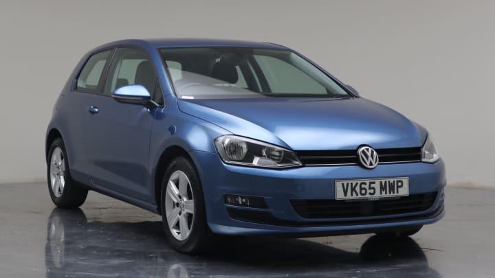 2015 Used Volkswagen Golf 1.6L Match BlueMotion Tech TDI