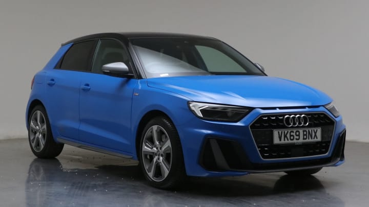 2019 Used Audi A1 2L S line Competition TFSI