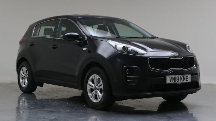 2018 Used Kia Sportage 1.7L 1 CRDi