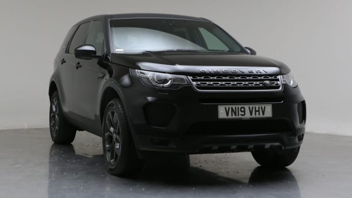 2019 Used Land Rover Discovery Sport 2L Landmark TD4