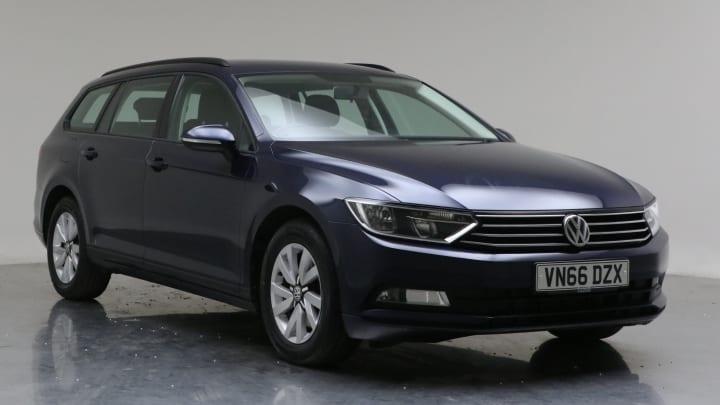 2016 Used Volkswagen Passat 1.6L S BlueMotion Tech TDI