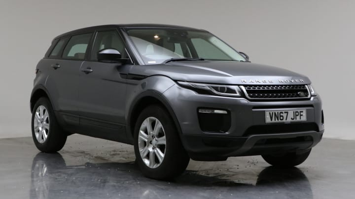 2017 Used Land Rover Range Rover Evoque 2L SE Tech eD4