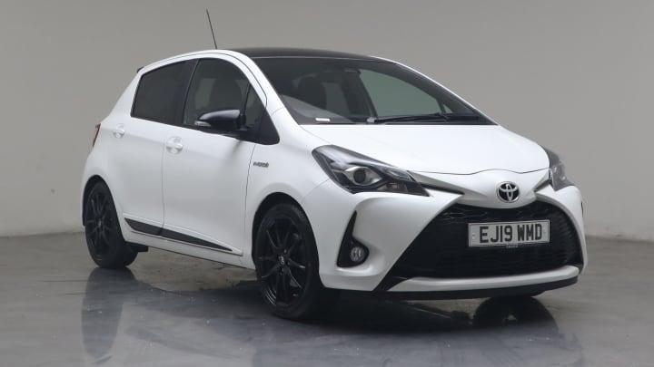 2019 used Toyota Yaris 1.5L GR SPORT VVT-h