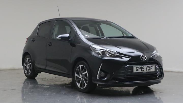 2019 used Toyota Yaris 1.5L Y20 VVT-i