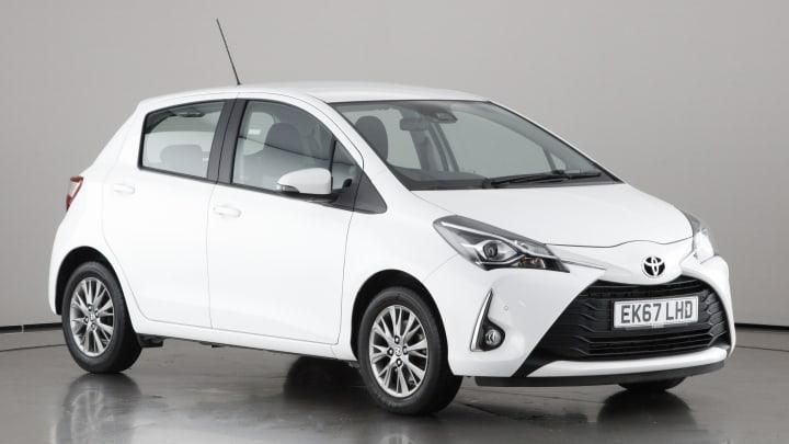 2017 used Toyota Yaris 1.5L Icon Tech VVT-i
